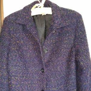 Sag Harbor Tweed Jacket